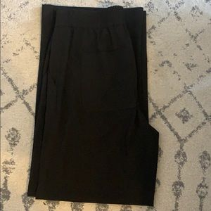 Loft wide leg pants size S